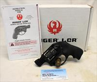 Ruger LCR 9-shot revolver ~ .22LR ~ Box & Manual