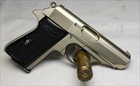 WALTHER PPK/S semi-automatic pistol ~ .380acp ~ INTERARMS (Made in France)