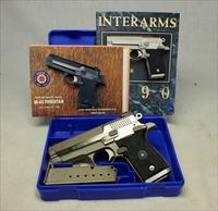 Star Firearms FIRESTAR stainless steel semi-automatic pistol ~ MINTY ~ Box, Manual & Extra Mag