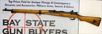 Japanese ARISAKA Type 99 Bolt Action Rifle ~ 7.7mm ~ Very Good Example