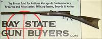 "G.P. FOSTER ""Kleins Patent"" Needle Fire Rifle - .41 caliber - Bolt Action"