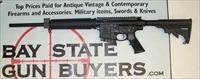 Smith & Wesson M&P 10 Semi-Automatic Rifle .308 Win (7.62 Nato) EXCELLENT WITH MANUAL