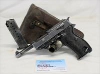 "rare Walther P38 semi-automatic NAZI MARKED pistol ""byf 42"" ""Eagle/135"
