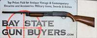 Ithaca Model 37 FEATHERLIGHT pump action shotgun ~ 16Ga.