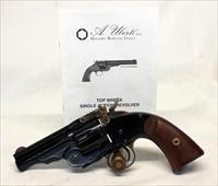 A. Uberti S.A. SCHOFIELD MODEL 1875 revolver ~ .38 Colt / S&W caliber ~ Manual Included [NO MASS SALES]
