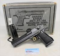 IMI / Magnum Research DESERT EAGLE Mark VII ~ .44 Magnum ~ CARDBOARD BOX & (2) Factory 8rd Magazines
