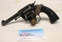 COLT Police Positive SERVICE REVOLVER ~ .38 S&W ~ Marked