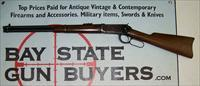 "Winchester Model 1894 SADDLE RING CARBINE .32 W.S. 20"" barrel (1927)"