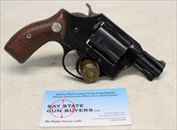 Charter Arms UNDERCOVER Revolver ~ .38Spl ~ SNUB NOSE Conceal Carry Option