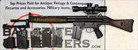 Century Arms CETME Semi-automatic Rifle ~ .308 Win ~ AT 5x33LU Daytime Scope ~ BI-POD ~ (8) Magazines  NO MA SALES