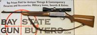 Browning BAR Grade II semi-automatic rifle ~ 30-06 caluber ~ Redfield Scope