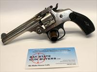 Smith & Wesson DOUBLE ACTION Revolver  .32 S&W  Early Example