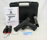 Ruger AMERICAN (Model 08661) semi-automatic pistol ~ 9mm ~ Box, Manual & Magazines
