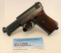 MAUSER Model 1914 semi-automatic pistol ~ .32ACP ~ Matching Numbers ~ C&R ~ HIGH CONDITION