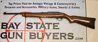 Ruger 10/22 semi-automatic rifle ~ .22LR ~ BEAUTIFUL WOOD STOCK