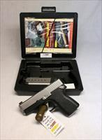 Kahr Arms PM9 DAO Semi-automatic pistol 9mm LNIB Manual, 2 magazines (MA OK)