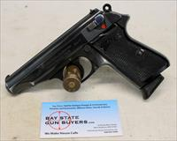 Walther Model PP semi-automatic pistol ~ 7.65mm (.32Acp) ~ GERMAN MARKINGS