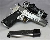 Custom SPRINGFIELD ARMORY 1911 A1 TARGET PISTOL ~ .45ACP ~ Adco RED DOT Scope