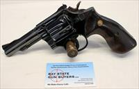 Smith & Wesson MODEL 18-3 Revolver ~ .22 LR ~ Scarce Grips!
