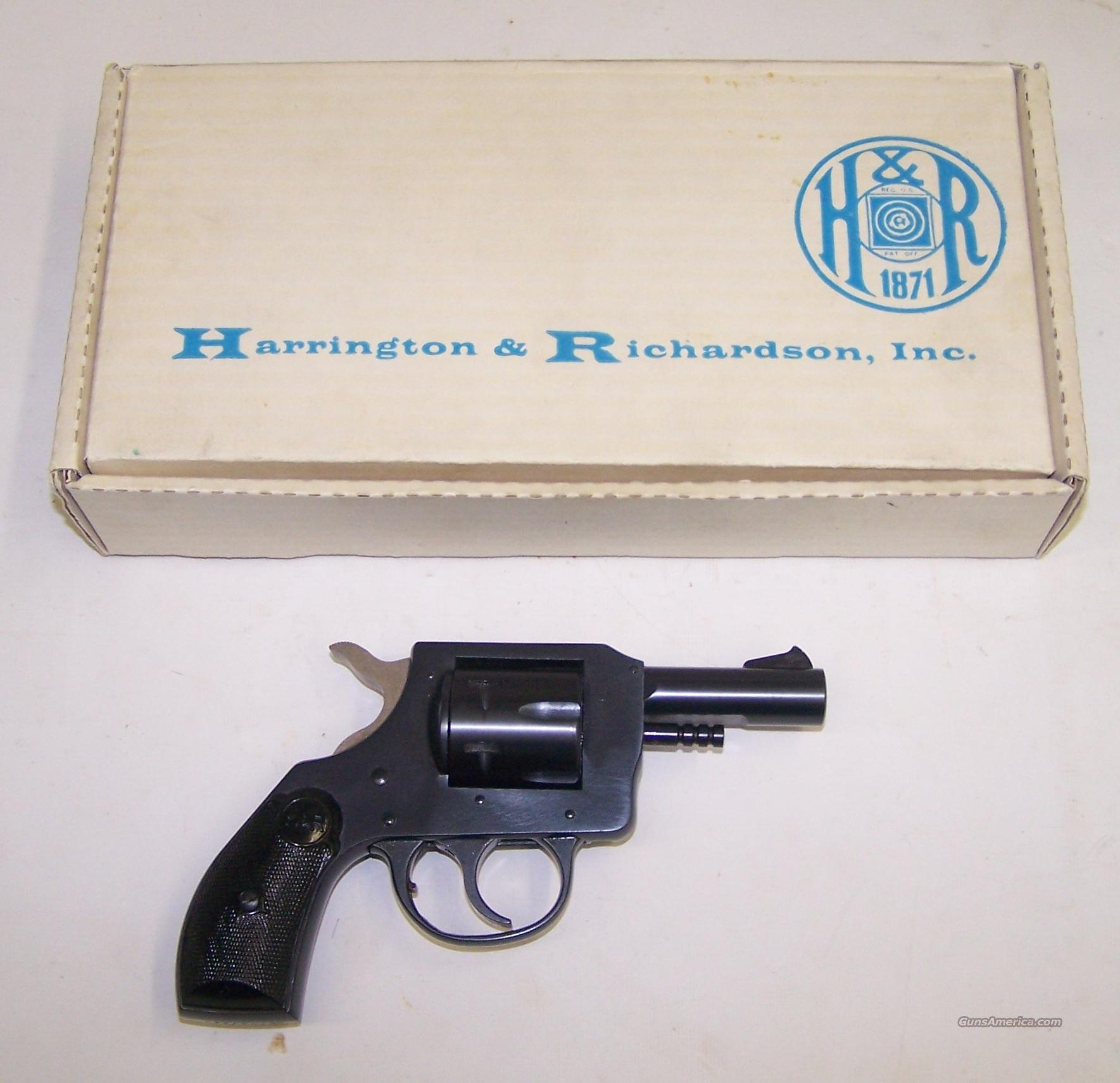 H&R Model 732 Revolver .32 S&W LIKE NEW IN ORIG... For Sale