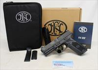 FN Model 509 semi-automatic pistol ~ 9mm ~ Box, Manual & Mags
