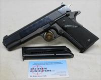 COLT CONVERSION UNIT / Essex Arms Corp. 1911 semi-automatic pistol ~ .22LR ~ (2) Factory Colt Magazines
