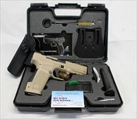 CANIK Model TP9 SA semi-automatic pistol ~ 9mm ~ BOX & MANUAL ~ MASS OK
