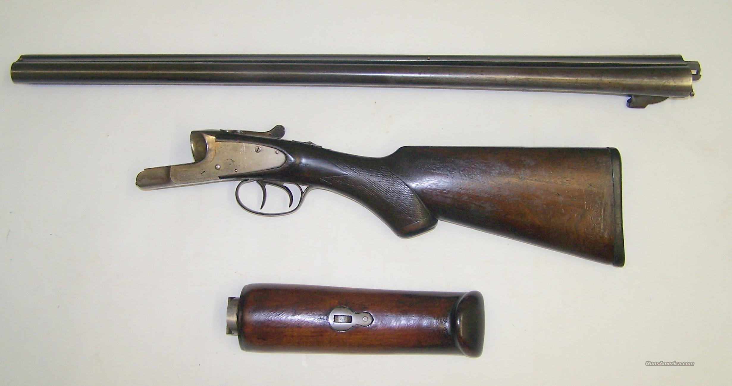 L.C. Smith IDEAL GRADE Double Barrel Shotgun 12... for sale