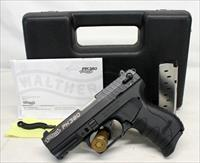 Walther PK380 semi-automatic pistol ~ .380ACP ~ Box, Manual & (2) Magazines ~ EXCELLENT CONDITION