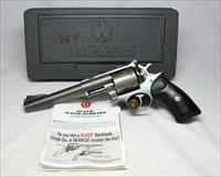 Ruger Super Redhawk revolver ~ .45 COLT / .454 CASULL caliber ~ BOX & PAPERS