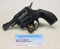 Harrington & Richardson Model 732 SHORT BARRELED REVOLVER ~ .32 S&W ~ 2.5