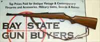 "Savage Model 23A Sporter Rifle .22LR 18"" Bbl SCARCE"