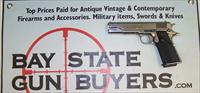 WWII Remington 1911A1 pistol .45 ACP NICKEL PLATED 1911 A1