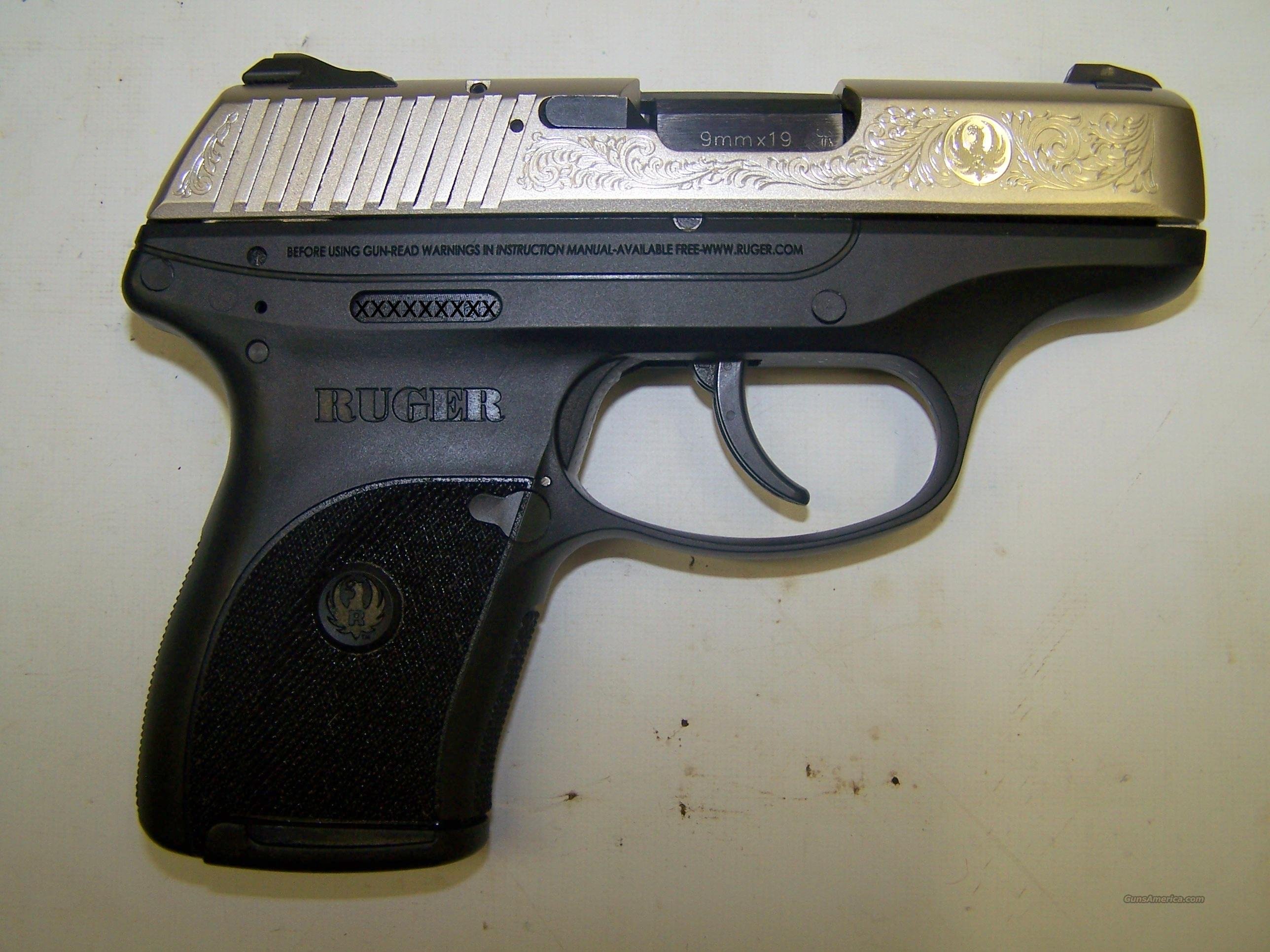 Armslist for sale/trade: nib ruger lc9-tg model 3207 talo gold.