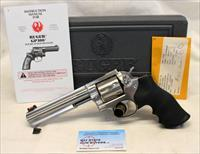 Ruger GP100 double action revolver ~ .357 Magnum ~ STAINLESS ~ 6