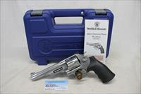 Smith & Wesson Model 629-6 Stainless Steel Revolver ~ .44 Mag ~ 6