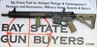 Custom Built Daniel Defense DDM4V9 ~5.56mm ~ FULLY LOADED - Desert Tan / Black (NO MA SALES)