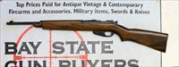 early HOBAN No. 45 Boy's Bolt Action Rifle ~ .22 S L LR ~ BOLT SAFETY
