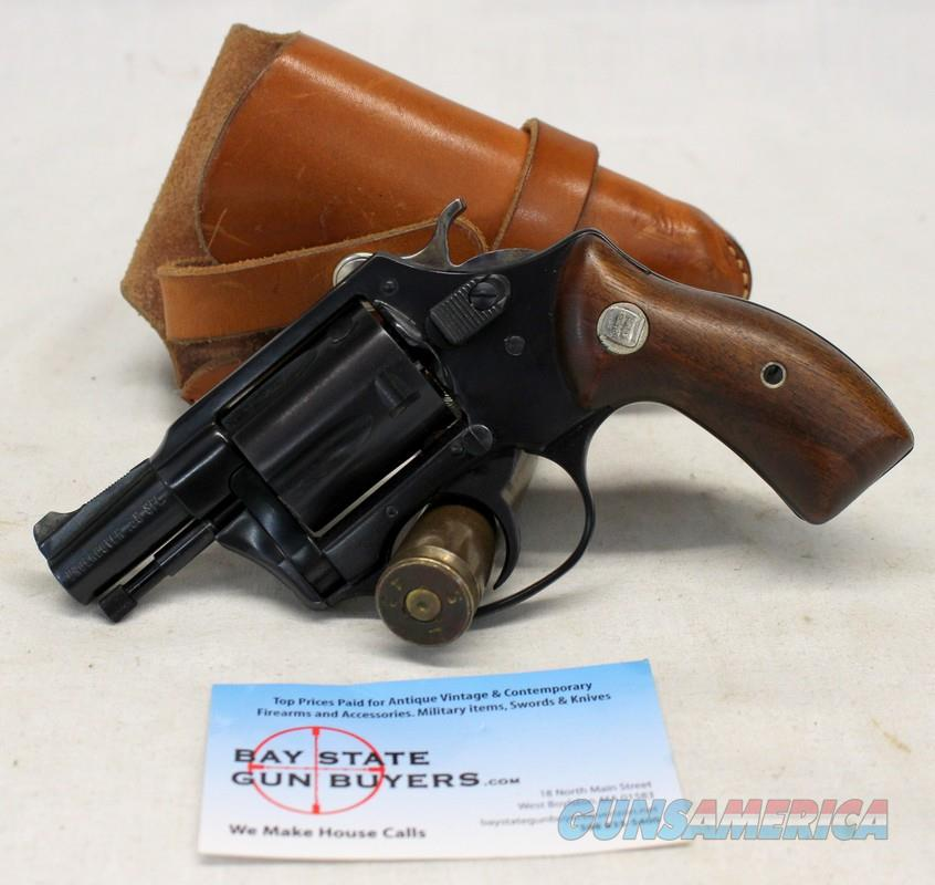 Charter Arms UNDERCOVER revolver ~  38Spl ~ SUPER CLEAN ~ Hunter Leather  Holster