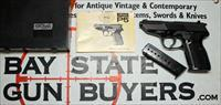 Walther P5 semi-automatic pistol ~ 9mm ~ BOX, PAPERS & EXTRA FACTORY MAGAZINE