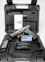 Ruger Model 8607 AMERICAN Semi-automatic pistol ~ 9mm ~ BOX, MANUAL and EXTRA MAG!