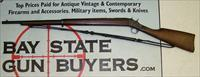 Remington Model 4-S MILITARY MODEL Single Shot .22 caliber rifle - VERY SCARCE