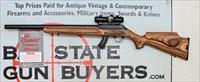 Thompson Center CLASSIC BENCHREST semi-automatic Rifle ~ .22LR ~ Manual Included ~ EXCELLENT