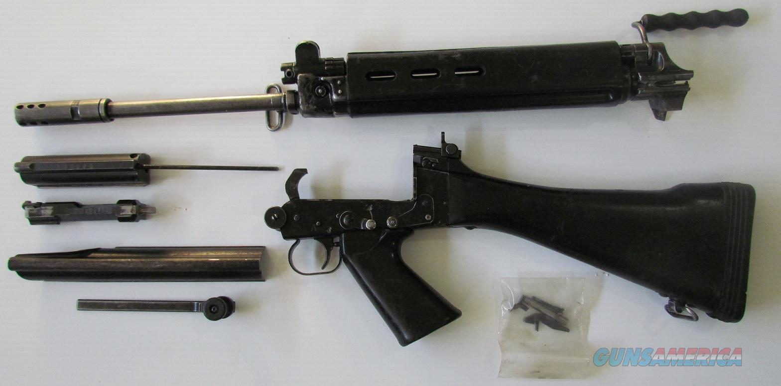 Imbel FAL Rifle Kit METRIC with barrel and lower receiver butt stock