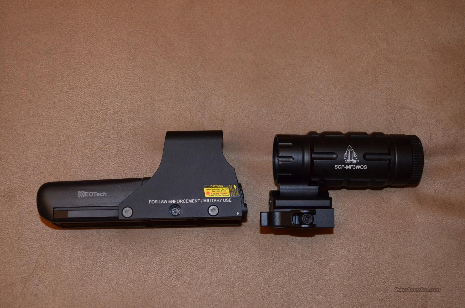 eotech 512 utg 3x magnifier for sale