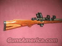 Remington 700 - 6mm custom