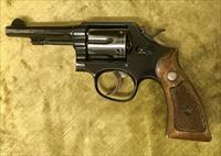 SMITH & WESSON MODEL 10-5 .38 SPL 4