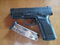 SPRINGFIELD ARMORY XD .357 SIG