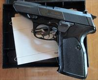 WALTHER MODEL P5 W/BOX 9mm