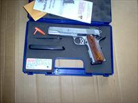SMITH&WESSON SW1911 TARGET MODEL .45ACP